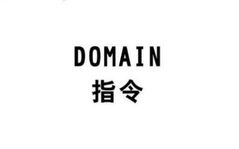 domain指令是什么?domain指令的相关介绍