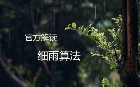 百度细雨算法2.0官方解读及解决方案